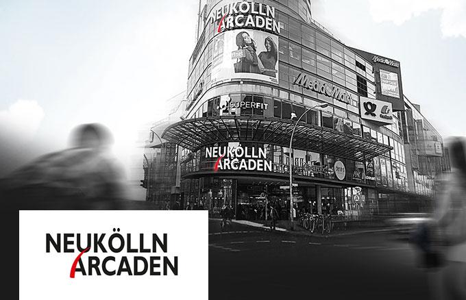 Portfolio - Neukölln Arcaden